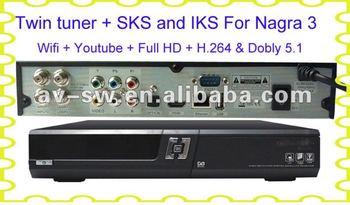 Az america S920 S925 Hd Sks E Iks twin tuner for nagra 3