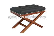 X-legs wood Bench (DO-6119)