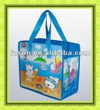 laminated non woven pp cartoon bag
