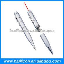 Fashion promotional gift usb laser pen