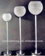 Party/wedding crystal decorative Floor lamp