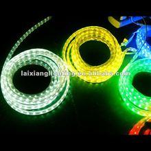 2012 high voltage 220V rgb led ribbon christmas lights