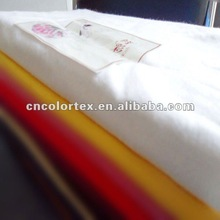 Marketable dyed cotton flannel
