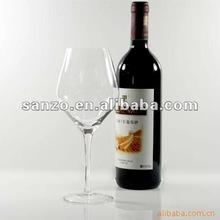 Handmade wine glass glass ware