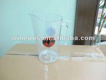 jug, ppitcher, plastic jug, plastic pitcher