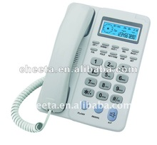caller ID telephone with Brand-New ABS and European standard