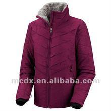 2014 Fashion cotton- padded womens coat