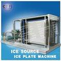 amplamente aplicada a produtos aquáticos industrial máquina de gelo