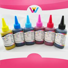 ink cartridge sublimation ink for epson R285 6 color printer sublimation ink