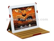 OEM is welcome factory price thermal moulding multi stand case for new ipad 3