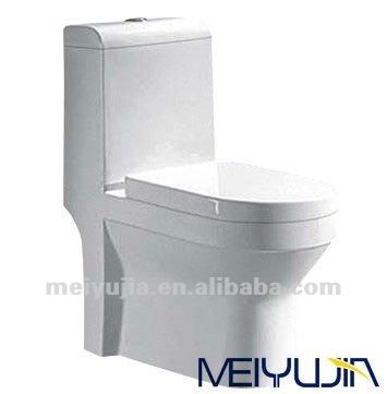 sanitary ware bathroom toilet bowl washdown one-piece toilet
