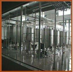 process of milk production