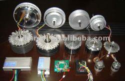 electric bike motor, electric bike conversion kit, BLDC motor