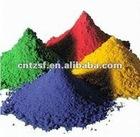 polyester metallic powder coating