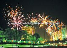 Hot!!!beautiful outdoor decoration led firework lights