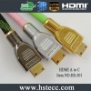 High Speed 1080P mini hdmi to vga cable for iphone