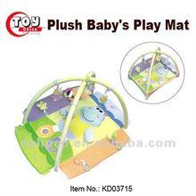 Plush Baby's Play Mat
