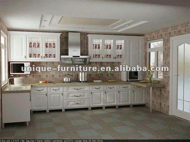 moderna laminato formica legno mobili per cucina-Mobili per Cucina-Id ...