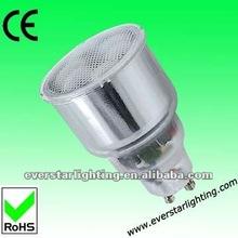 GU10 9/11W 7mm energy saving bulbs