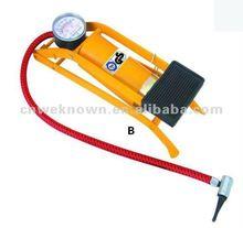 2015 hot sale hydraulic foot air pump