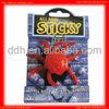 plastic sticky Octopus toy/promotion toy