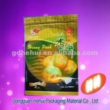 Compound bag for cake packaging