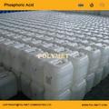 El ácido fosfórico 85%