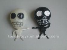 Splat Skeleton Man,Splat Skull Man Toy,Splat ball