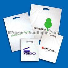 Colour Printing Plastic shopping bags