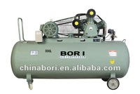 belt drive air compressor 500L