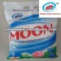 Quanlity 2012 oem de lavado detergente en polvo, 1kg polvo de lavandería, 500g polvo de lavado