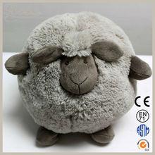 ball shape stuffed cow plush toys