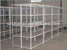 commercial stacking racks shelves
