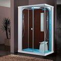 Design clássico italiano sala de vapor para duas pessoas WD8053
