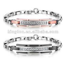 2012 new stainless steel cuff bracelets for men jewellery