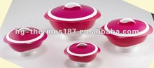 Promotional insulated hot pot with s/s liner for everyday use
