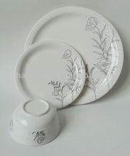 Promotional Gift Product Of Melamine Dinner Set plate