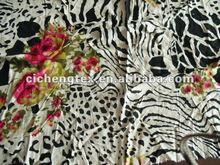 reactive screen print latest dress,t shirt pattern viscose rayon print woven fabrics, rayon voile printed fabrics