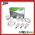 Inalámbrico / con cable de lujo LED de seguridad de casa de seguridad de alarma ademco