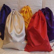 2013 Soft Satin Drawstring Bag