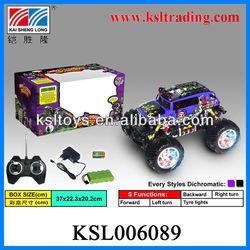 hot crazy 4CH remote control sport car rc suv