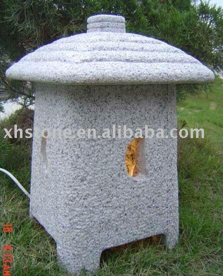 Pierre naturelle sculpt la main d corative ext rieure - Pierre decorative exterieure jardin ...