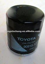 Toyota oil filter for forklift truck
