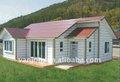 Veloce costruzione a risparmio energetico a basso costo casa con struttura prefabbricata in acciaio/costruzione di case prefabbricate(professionale produzione)