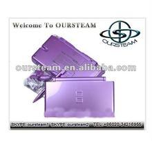 Brand New For Purple Full set NDSL Housing Shell CASE