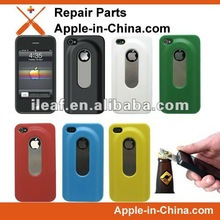 especial protector case for iphone 4G and 4S bottle opener case