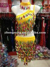 2012 los más populares trajes de danza