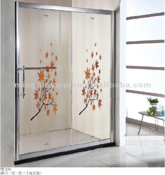 puertas de bao en cristal puerto ricooem tamao vidrio cuarto de bao ducha de la puerta fbsalas de puertas de bao en cristal puerto rico