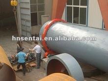 Alumina powder drying machine the steam tube rotary dryer (photos)
