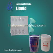 Addition Liquid Silicone RoHS RTV Liquid silicone for Craft